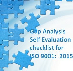 Gap Analysis For Iso 9001